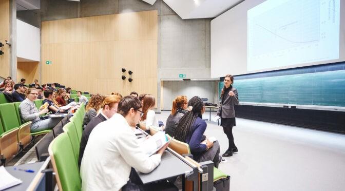 Les start-ups du Web conseillées par les étudiants de l'UNamur