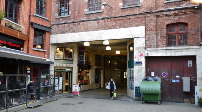 La galerie Wérenne sera-t-elle enfin restaurée au printemps?