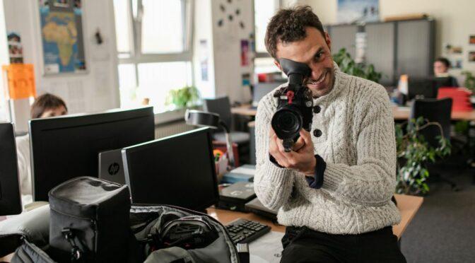 Des selfies avec Tanguy Dumortier et des animaux virtuels au FINN