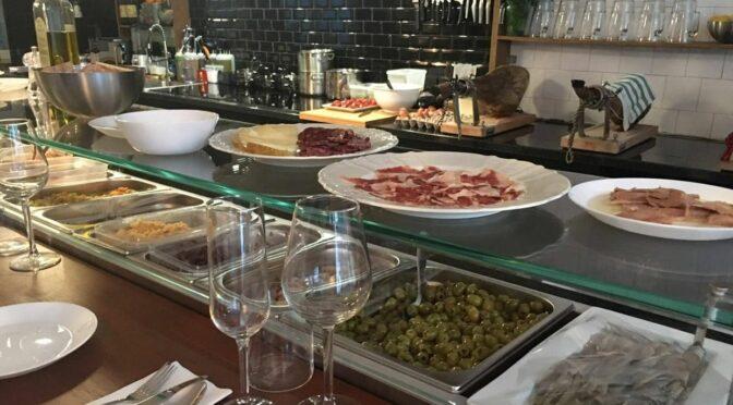 Bocadillas, tapas et paellas: le goût de l'Espagne est là
