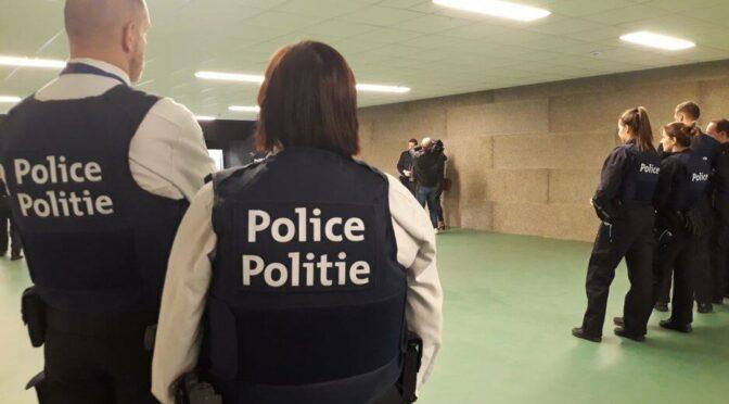 Il y aura bientôt plus de policiers à pied en ville avec la brigade urbaine