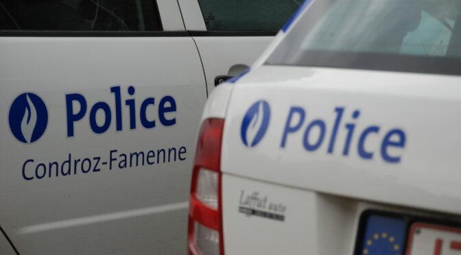 Les arnaqueurs ivoiriens se trouvaient à Paris, la police de Ciney les a retrouvés