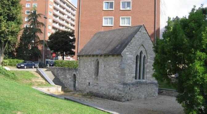 213.134 € pour transformer la chapelle Hastimoulin en mini centre culturel
